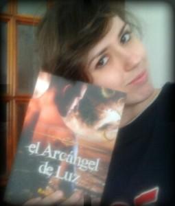 El Arcángel de Luz en novedades libros 2014