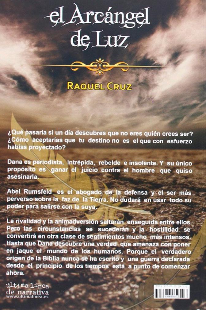 Sinopsis de El Arcángel de Luz novela romántica juvenil